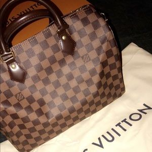 "Louis Vuitton ""Speedy 30"" Bag AUTHENTIC 💎"